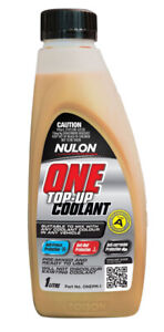Nulon One Coolant Premix ONEPM-1 fits Peugeot 206 1.4 16V (65kw), 1.4 i (55kw...
