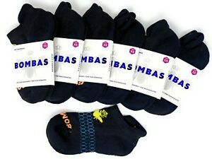 Half Dozen BNWT Bombas Ankle Socks Extra Small (6 Pairs)