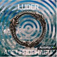 LUDER - ADELPHOPHAGIA  CD NEW