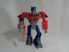 McDonald's 2010 Hasbro Optimus Prime Transformer Action Figure