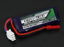 RC Turnigy nano-tech 300mah 2S 45~90C Lipo Pack