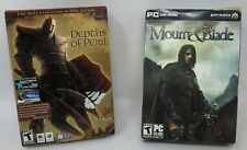 Mount and Blade + Depths of Peril PC Games Bundle Pack