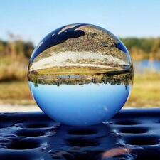 30mm Clear Glass Crystal Ball Healing Sphere Photography Props Ball Gifts
