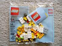 LEGO Monthly Mini Build Animal - Rare - 40242 Chick - 2017 April - New