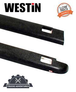 Westin 72-41157 Bedcaps Fits Silverado 1500 Silverado 2500 HD Silverado 3500 HD