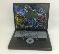 Transformers Bumblebee Learning Laptop Hasbro 2011 Toy Computer Dark Moon Game