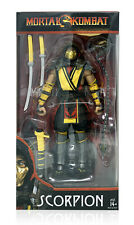 McFarlane Toys Mortal Kombat XI Series 1 7-Inch Action Figure Scorpion In Stock