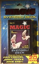 Magic Playing Cards Trick Set Svengali Deck