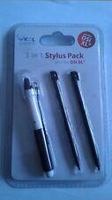 3 IN 1 STYLUS PACK NINTENDO DSI XL mv00055