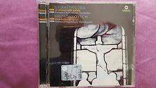 SHOSTAKOVICH QUARTETTO N. 8 - GUBAIDULINA - LE ULTIME SETTE PAROLE. CD