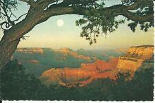 Vintage Postcard - Grand Canyon National Park Moon Arizona AZ - Posted 1970s