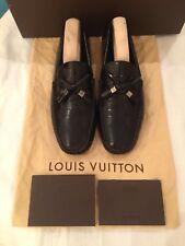 Authentic Louis Vuitton Men's penny loafers 100% genuine.