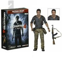 """Uncharted 4 Player Nathan Drake Video Game Ultimate Edition 7"""" Figure  22"""