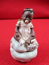 """All God'S Children By Miss Martha Originals Figurine """"Baby Rei"""""""