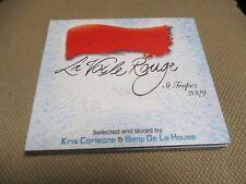 """COFFRET 2 CD DIGIPACK """"LA VOILE ROUGE - ST TROPEZ 2009"""" Saint-Tropez"""