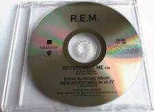 "R.E.M. - FRANCE PROMO SINGLE CD ""BITTERSWEET ME"" - LIKE NEW"