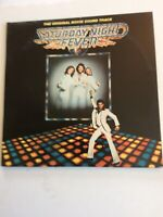Saturday Night Fever Soundtrack 1977 2-LP RSO RS-2-4001 Bee Gees MINT LP's & CVR