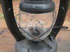 Antique Dietz NY USA Little Wizard Embury Air Pilot Railroad Train Lantern