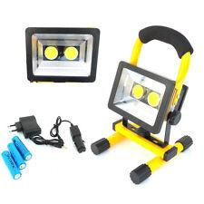 30W LED COB Arbeitsleuchte Baustrahler Akku Fluter Handlampe Strahler  BM3
