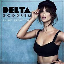 Delta Goodrem Thinking About You Australian Signed Autographed CD Single –