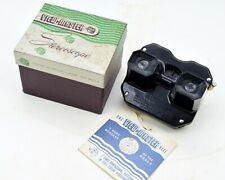 Vintage Sawyers VIEW-MASTER VIEWER Stereoscope Original Box