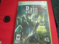 XBox 360 Video Game - Vampire Rain