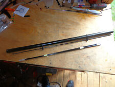 RJX XTREME 50 TAIL BOOM CON PITCH CONTROL ROD e boom supporta