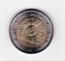 MONEDA 2 EUROS C. FRANCIA 2012 ANIVERSARIO EURO. SIN CIRCULAR