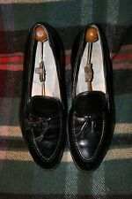 Alden Black Tassel Loafer 10.5 A/C