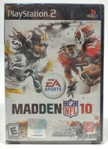 Playstation 2 (PS2) Madden NFL 10 - NEW/ SEALED,