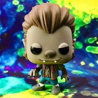 Werewolf Bart 2020 NYCC Exclusive The Simpsons Funko POP! #1034 *Damaged Box*