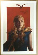 Sam Spratt - Daenerys - Game of Thrones Art print - S/N/261 - 2016