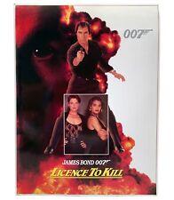 JAMES BOND 007 LICENSE TO KILL: Original Movie Press Kit (1989)