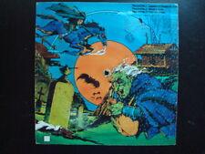 70'S HALLOWEEN CEREAL BOX RECORD NO 1 SLEEPY HOLLOW