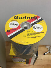 """GARLOCK COMPRESSION PACKING STYLE 5000 41801-2036 9/16"""" *NEW"""
