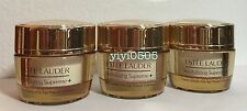 Estee Lauder Revitalizing Supreme + Global Anti-Aging Cream 3 * 0.5oz/each New