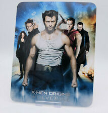 X-MEN ORIGINS WOLVERINE - Glossy Bluray Steelbook Magnet Cover (NOT LENTICULAR)