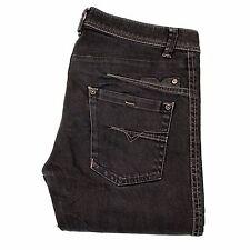 DIESEL Darron 800W Stretch Regular Slim Tapered men Jeans Size 28 inseam 30 3/4