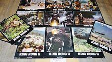 KING KONG II  !   jeu 12 photos cinema prestige grand format