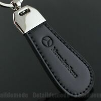 Porte clés MERCEDES BENZ / Top design (Simili cuir et surpiqûre - Classe A ML)