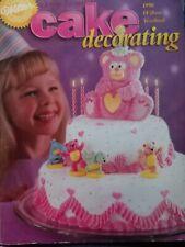 WILTON 1998 CAKE DECORATING YEARBOOK