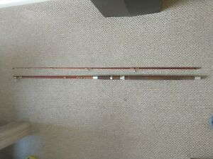 Vintage Diawa VIP Gold 9ft Boat Fishing Rod