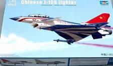 Trumpeter Chinese J-10S fighter Kampfflugzeug China PLAAF 1:72 Model NEU OVP kit