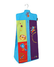 Bright Bots - Hey Diddle Diddle Nappy Stacker colour splasy your nursery bnip