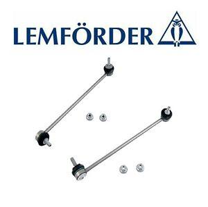 2PCS LEMFOERDER Front Sway Bar Link's FOR BMW 04-05 645Ci, 06-10 650i, M6