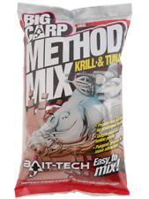 Bait-Tech Big Carp Method Mix Krill & Tuna 2kg Bag