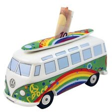 VW T1 CAMPER VAN Peace Money Bank Box BUMB14