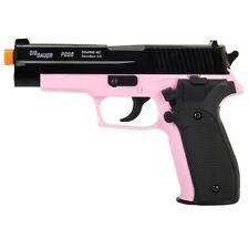 300 FPS SIG SAUER P226 LICENSED PINK SPRING AIRSOFT PISTOL HAND GUN + 6mm BB BBs