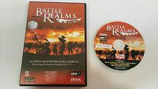 BATTLE REALMS NUEVA CREACION DE ED DEL CASTILLO JUEGO PC ESPAÑOL CD-ROM UBISOFT