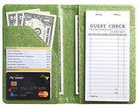 Server Book for Waitress Waiter Book Bling Waitstaff Organizer Fit Apron Glitter